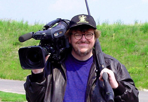 Michael Moore, director of 'Bowling for Columbine