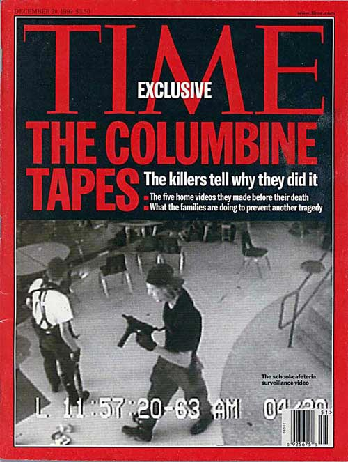 Amazing The Basement Tapes Columbine Part - 7: Time Magazine Cover Time Magazine Cover Time Magazine Cover