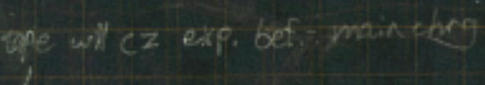Enhanced close up of bomb text